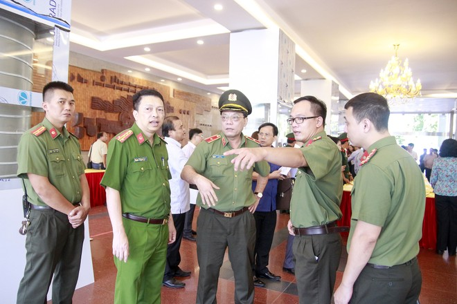 Hà Nội: Thường trực Thành ủy kiểm tra công tác phục vụ Đại hội Đảng bộ thành phố ảnh 3