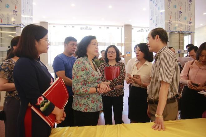 Hà Nội: Thường trực Thành ủy kiểm tra công tác phục vụ Đại hội Đảng bộ thành phố ảnh 2