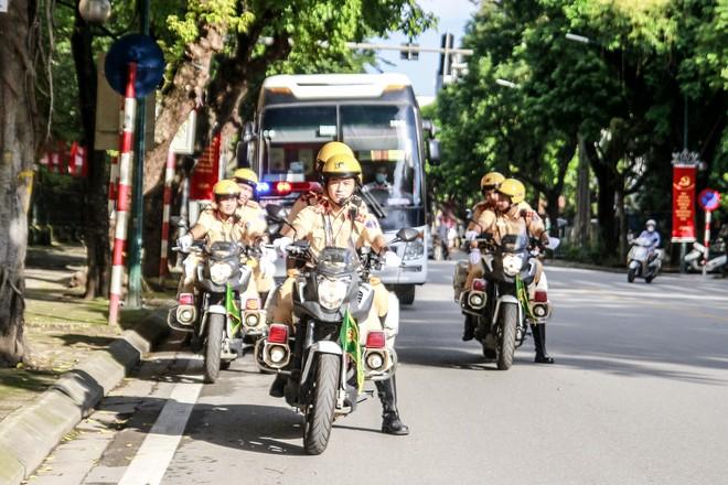 Hà Nội: Thường trực Thành ủy kiểm tra công tác phục vụ Đại hội Đảng bộ thành phố ảnh 12