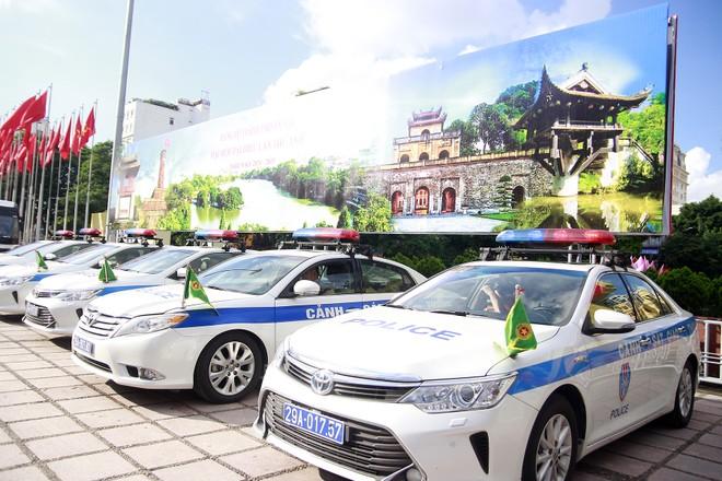 Hà Nội: Thường trực Thành ủy kiểm tra công tác phục vụ Đại hội Đảng bộ thành phố ảnh 13