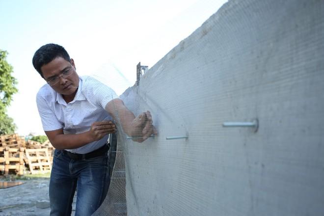 Người Hà Nội thiết kế nhà chống lũ tự nổi chỉ 25 triệu đồng tặng đồng bào miền Trung ảnh 2
