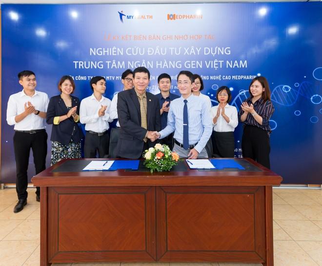 Ra mắt Trung tâm Ngân hàng Gen Việt Nam ảnh 1
