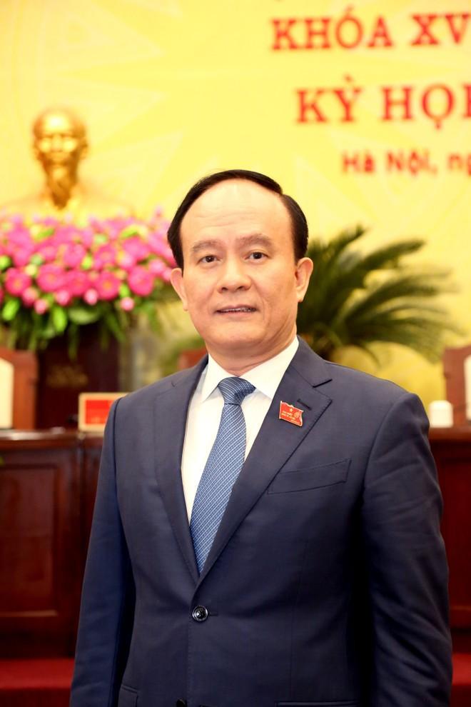 Ông Nguyễn Ngọc Tuấn được bầu giữ chức Chủ tịch HĐND TP Hà Nội ảnh 3