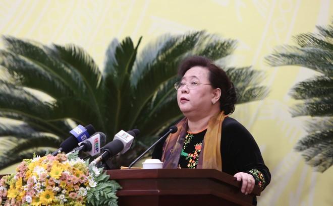 Tân Chủ tịch HĐND TP Hà Nội: Thực hiện mục tiêu kép, giải quyết hiệu quả bức xúc dân sinh ảnh 2