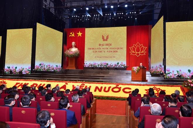Tổng Bí thư, Chủ tịch nước Nguyễn Phú Trọng: Thi đua là để rèn luyện và xây dựng con người mới ảnh 2