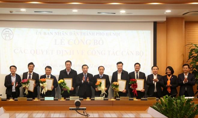 Hà Nội: Bổ nhiệm Giám đốc 3 Ban quản lý dự án quan trọng của thành phố ảnh 1