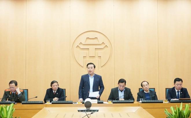 Hà Nội: Lấy mẫu xét nghiệm lần 1 và lần 2 cho đại biểu dự Đại hội Đảng toàn quốc ảnh 1