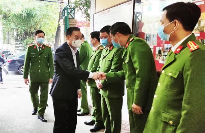 """Chủ tịch UBND TP Hà Nội: Nỗ lực để xứng đáng với thương hiệu """"Số 7 Thiền Quang"""" anh hùng ảnh 1"""