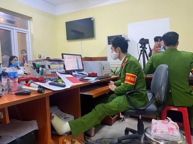 """Những câu chuyện bình dị trong """"chiến dịch đặc biệt"""" cấp căn cước công dân gắn chip ở Hà Nội ảnh 1"""