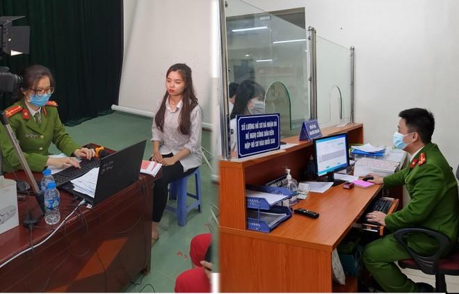 """Những câu chuyện bình dị trong """"chiến dịch đặc biệt"""" cấp căn cước công dân gắn chip ở Hà Nội ảnh 2"""