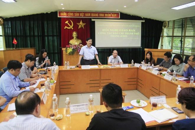 Báo chí Hà Nội chủ động đấu tranh, phản bác quan điểm sai trái, xuyên tạc phá hoại cuộc bầu cử ảnh 1