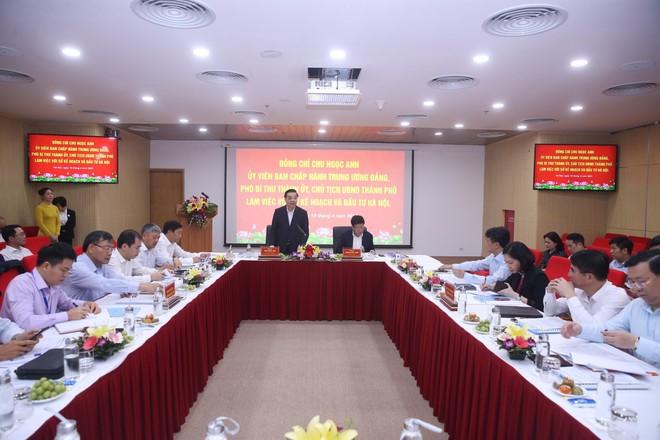 """Chủ tịch UBND TP Hà Nội kỳ vọng vào vai trò """"tổng tham mưu"""" của Sở KH&ĐT ảnh 2"""