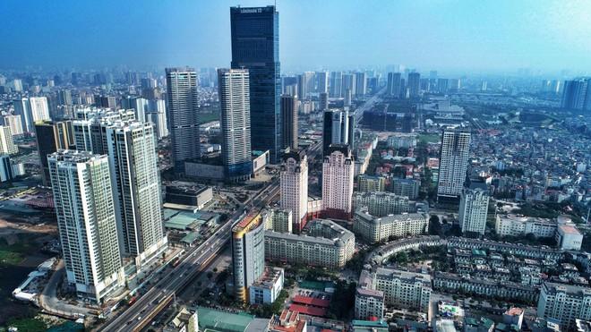 Hà Nội dự kiến đặt mục tiêu tăng trưởng GRDP bình quân 7,5-8,0% trong giai đoạn 2021-2025 ảnh 1