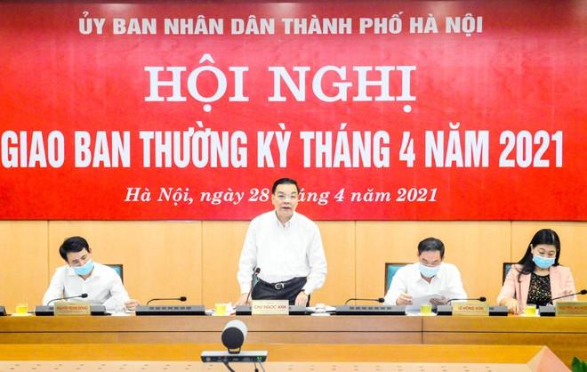 Chủ tịch UBND TP Hà Nội: Phòng chống Covid-19 hiệu quả mới thực hiện được các nhiệm vụ khác ảnh 1