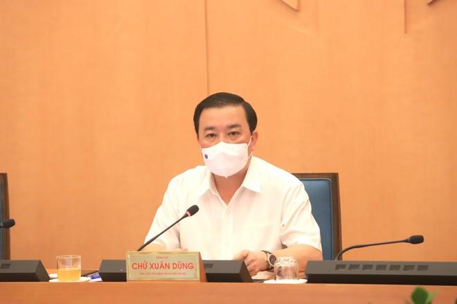 Có ca F1 liên qua đến bệnh nhân Covid-19 ở Hà Nam, Hà Nội nâng mức cảnh báo lên cao nhất ảnh 1