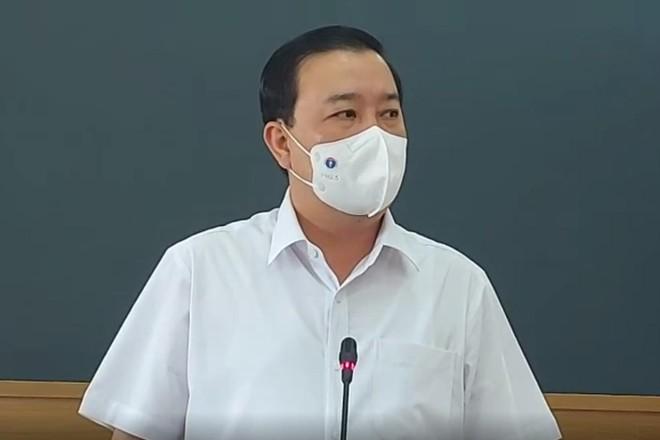 """Ghi nhận thêm 2 ca mắc Covid-19 ở Khu Công nghiệp Thăng Long, Phó Chủ tịch Hà Nội yêu cầu """"thần tốc"""" truy vết, khoanh vùng dập dịch ảnh 1"""