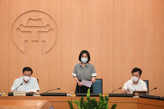 Hà Nội: Thêm ca dương tính SARS-CoV-2 là bác sỹ bệnh viện Trung ương, lịch sử đi lại phức tạp ảnh 1