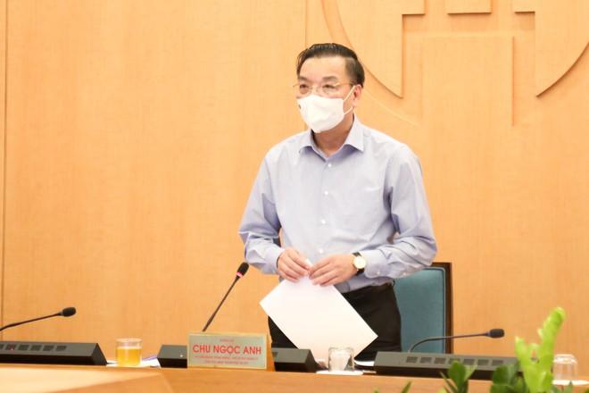 Hà Nội kiến nghị Bộ Y tế 5 nội dung để nhanh chóng khoanh vùng dập dịch ở 2 bệnh viện lớn ảnh 1