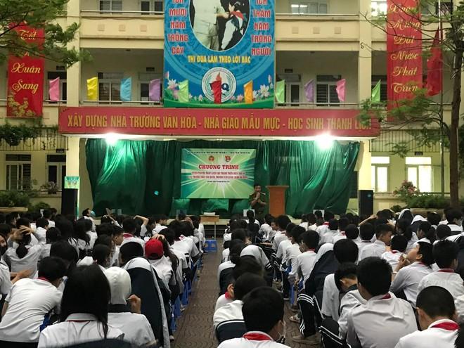 Mô hình hiệu quả của Thanh niên Công an Thủ đô giúp làng quê yên bình, phát triển ảnh 2