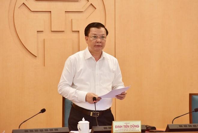"""Bí thư Thành ủy Hà Nội: Nhân rộng mô hình cách ly 3 lớp, vừa an toàn vừa """"không ngăn sông cấm chợ"""" để dập dịch ảnh 1"""