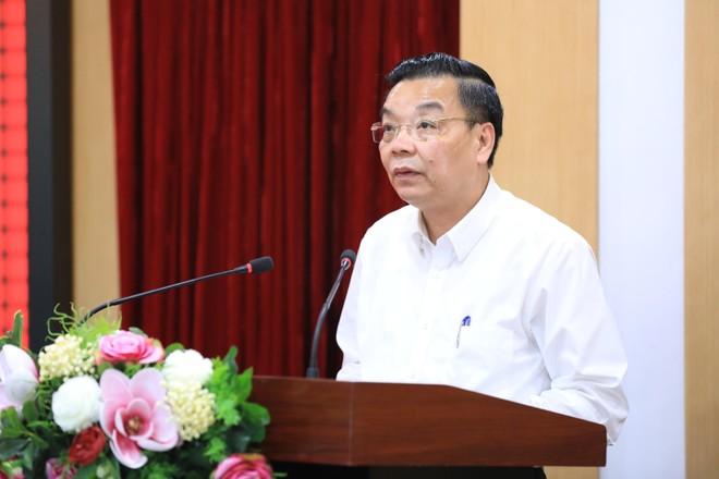 Chủ tịch Hà Nội cam kết 5 nội dung với cử tri, đặc biệt nhấn mạnh công tác phòng chống Covid-19 ảnh 1