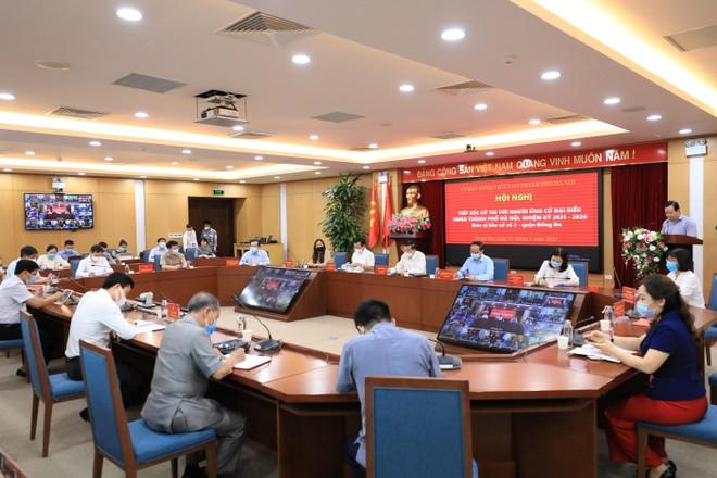 Chủ tịch Hà Nội cam kết 5 nội dung với cử tri, đặc biệt nhấn mạnh công tác phòng chống Covid-19 ảnh 2