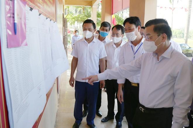 Chủ tịch Hà Nội yêu cầu 6 nhiệm vụ trọng tâm để đảm bảo tuyệt đối an toàn Ngày bầu cử ảnh 1