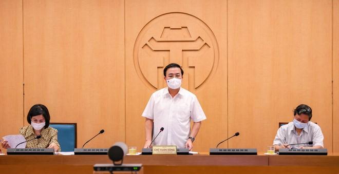 Hà Nội lập danh sách, quản lý chặt hơn 6.300 người làm việc ở Bắc Giang và Bắc Ninh ảnh 1