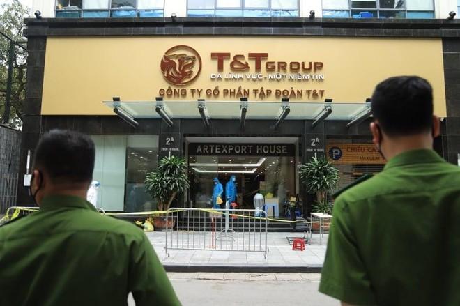 Phó Chủ tịch UBND TP Hà Nội: Ổ dịch ở Công ty CP Tập đoàn T&T rất phức tạp, chưa rõ thời gian lây ảnh 1