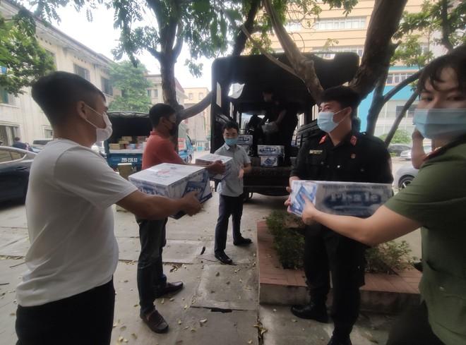 Tuổi trẻ Công an Hà Nội và lời chào quyết thắng Covid-19 của công an tỉnh Bắc Giang ảnh 2