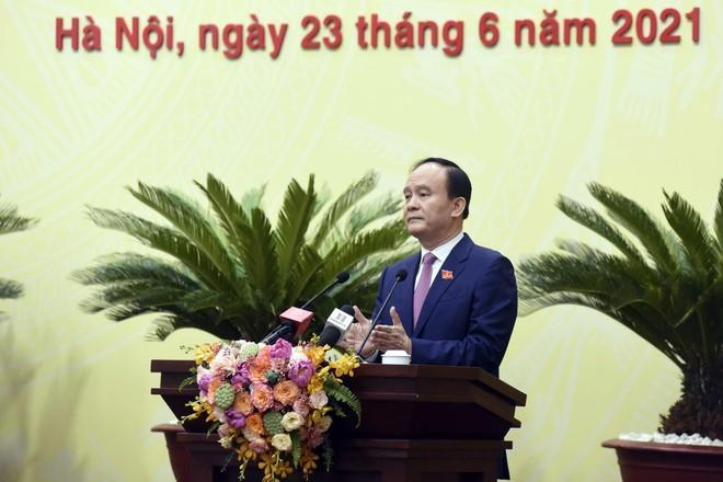 Hà Nội: Khai mạc kỳ họp quan trọng bầu các chức danh chủ chốt HĐND, UBND TP ảnh 1