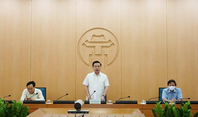 Hà Nội sẽ diễn tập phòng dịch Covid-19 ở tất cả các điểm thi tốt nghiệp THPT ảnh 1