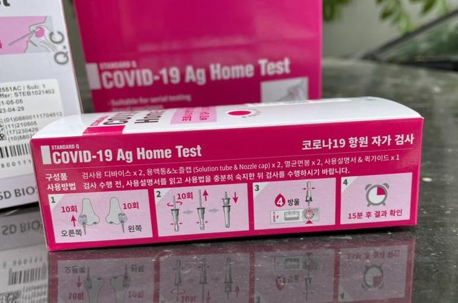 Cảnh báo từ vụ thu giữ 400 bộ test Covid-19 không rõ nguồn gốc ảnh 2