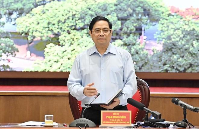 Thủ tướng: Hà Nội phải có kịch bản cao hơn về phòng, chống dịch Covid-19 ảnh 1