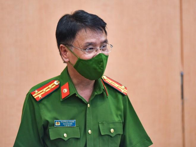 CATP Hà Nội sẽ diễn tập huy động lực lượng phòng chống dịch Covid-19 ảnh 1
