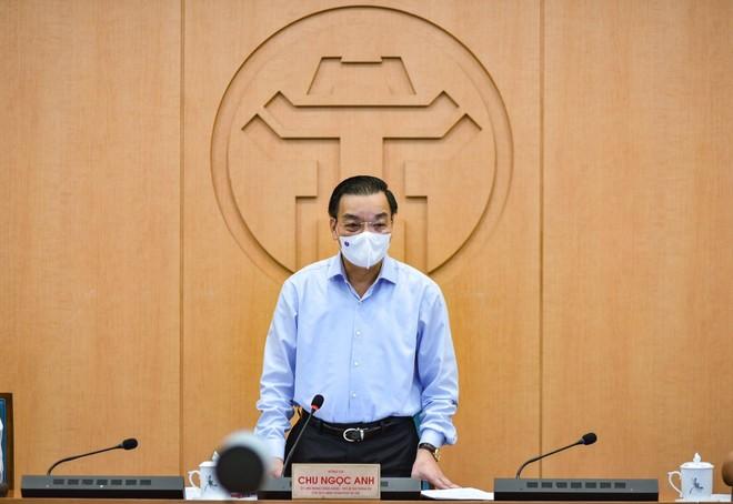 Chủ tịch Hà Nội: Xử lý nghiêm vụ lây lan dịch bệnh ở hiệu thuốc Đức Tâm ảnh 1