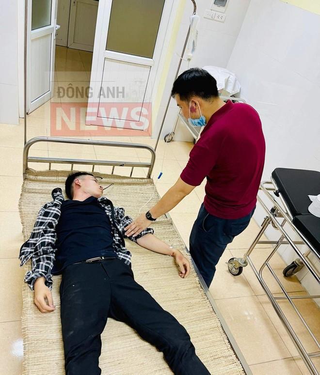 Việc tốt bình dị thời Covid-19: Chiến sỹ Công an Hà Nội cứu sống thanh niên treo cổ tự tử ảnh 1