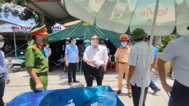 Chủ tịch Hà Nội kêu gọi người dân khai báo y tế thường xuyên ảnh 1