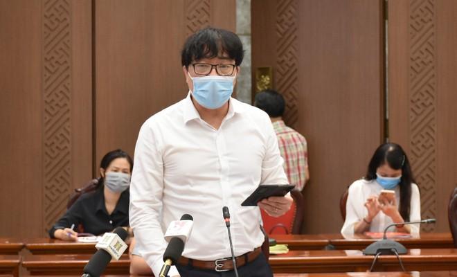 Giãn cách xã hội: Hà Nội cấm shipper hoạt động để phòng dịch Covid-19 ảnh 2