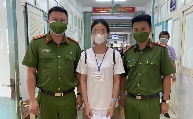 Thanh niên Công an Thủ đô xung phong hiến máu giúp đồng chí vượt qua nguy kịch ảnh 1