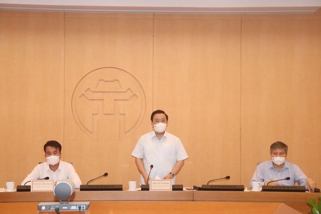 Hà Nội đề xuất chi lương hưu gộp 2 tháng 9 và 10 để phòng dịch Covid-19 ảnh 1