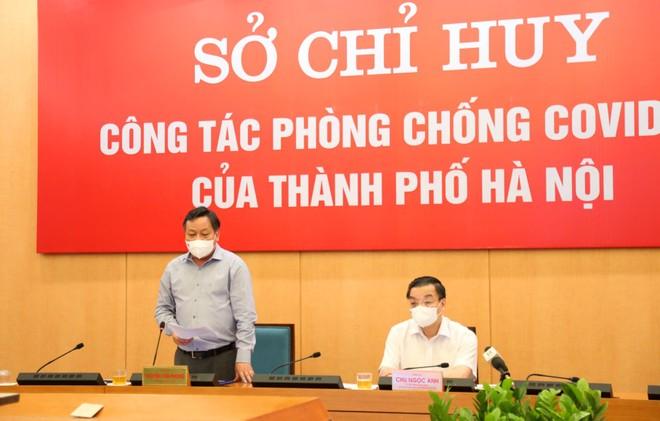Hà Nội: Địa bàn nguy cơ cao được áp dụng biện pháp mạnh hơn Chỉ thị 17 của thành phố về giãn cách xã hội ảnh 2