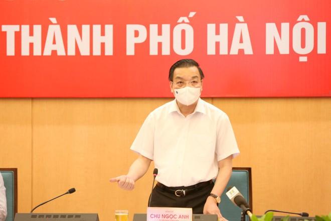 Hà Nội: Địa bàn nguy cơ cao được áp dụng biện pháp mạnh hơn Chỉ thị 17 của thành phố về giãn cách xã hội ảnh 1