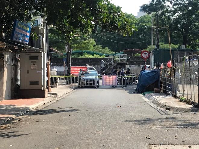 Hà Nội thông báo khẩn tìm người đến ngõ 187 phố Hồng Hà và chợ Long Biên từ 18/7 đến 3/8 ảnh 1