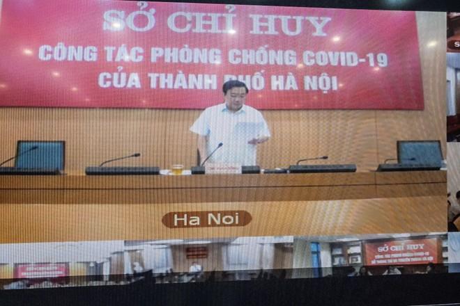 Hà Nội: Quận, huyện phải trả lời đầy đủ phản ánh của người dân, thần tốc đạt 2 mục tiêu lớn vào ngày 15-9 ảnh 1