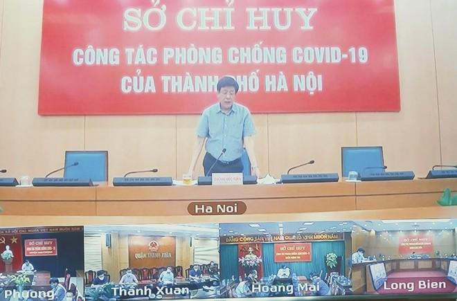 """Sau 21-9, Hà Nội dự kiến cho phép công trình xây dựng ngoài """"điểm đỏ"""" được hoạt động trở lại ảnh 1"""
