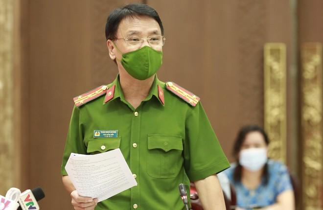 Phó Giám đốc CATP Hà Nội thông tin về các điều kiện cụ thể để người ngoại tỉnh vào Thủ đô ảnh 1