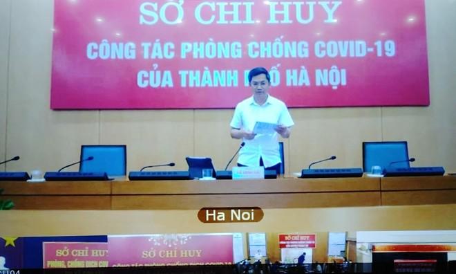 Hà Nội ngày đầu thực hiện Chỉ thị 22: Phong tỏa hẹp, kiểm soát chặt; tạo điều kiện thuận lợi cho người dân, doanh nghiệp ảnh 1