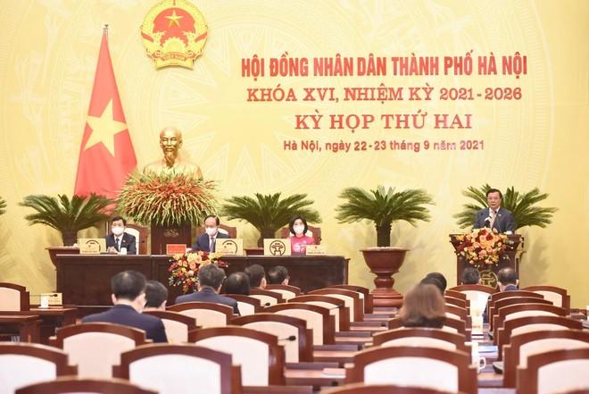 Bí thư Thành ủy Hà Nội: Cải tạo chung cư cũ là nhiệm vụ cấp bách ảnh 2
