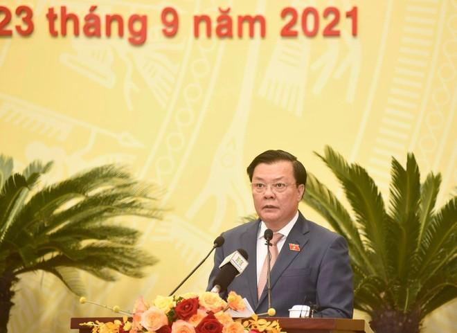 Bí thư Thành ủy Hà Nội: Cải tạo chung cư cũ là nhiệm vụ cấp bách ảnh 1